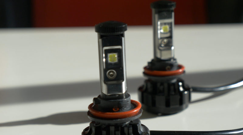 These cree LED headlight bulbs give HIDs a run for their money