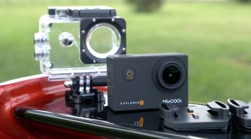 MGCool Explorer ES Action Cam balls on a budget