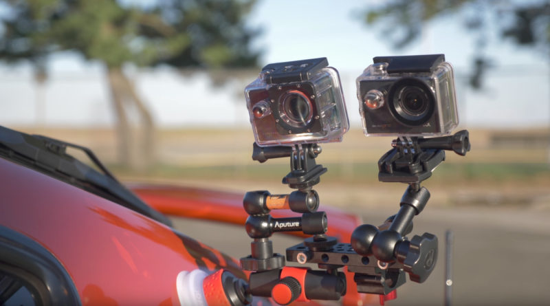 4K isn't always better – Explorer Pro vs ES Action Cam