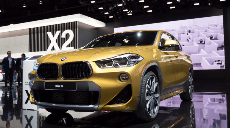 All-new BMW X2 crossover offers a fair price for M Sport fun