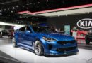 World's first widebody KIA Stinger
